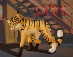TDoF Winner 2 of 2 Lynx by Tesseri-Shira