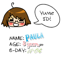 new id by Chume04