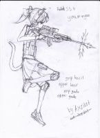 Pindad SS4 by Axzibit