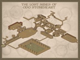 The Lost Mines of Odo Stoneheart by SevenBridges
