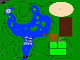 Fiametta Stables - Map by thatgirlwithwings