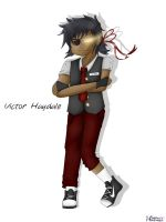 Victor Haydale by Sniper-Huntress