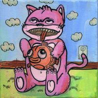 Pink Pussy Cat by MBLASTER