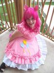Pinkie Pie Cosplay by Kiiku