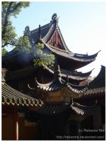Pu Tuo Shan Monastery by RebexTrip