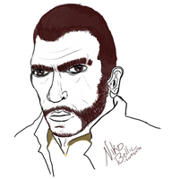 Niko Bellic by Scottendo