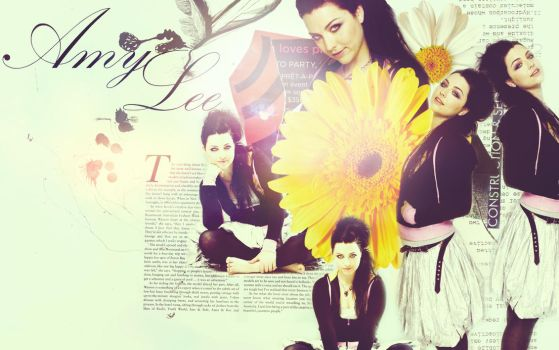 Evanescence Wallpaper 1 by Nothing-Ive-Become