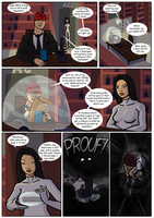 AFL 5 Fight 1 Page 1 by Ritualist