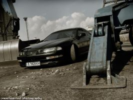 HONDA PRELUDE 4 by MWPHOTO