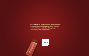Ikea Chocolate by pygoscelis