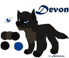 Devon Ref by Amicarrow