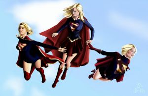 SupergirlS by Lux3777