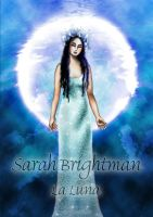 Sarah Brightman-La Luna by Kittensoft