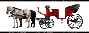 Carriage Cut Out by ManicHysteriaStock