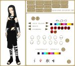 MY OC TALIA (Naruto character creator) by FANSILVER