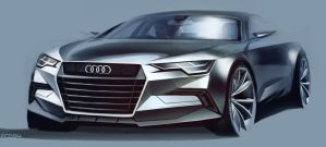 Audi design by FCD94