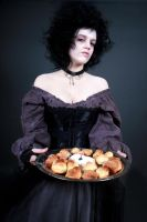 Mrs. Lovett 11 by Deathrockstock
