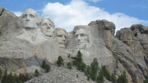 Mt. Rushmore, South Dakota by iamintheprocess