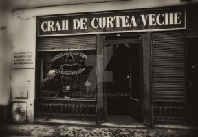 Old Antique Store by cryogent