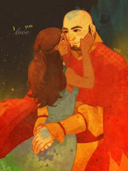 I love You by freestarisis