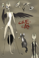 clUE-cAt rEf by organicGHOST