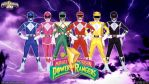 Mighty Morphin' Power Rangers WP by jm511