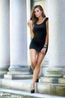 little black dress by KeelingPhotography