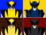 Wolverine X-Men comic print pop art by TheGreatDevin