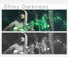.Shiny Darkness by fodkito