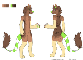 Quick Reference - Mulch by PrinceHyena