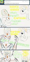 Ask Spark Plug - Dr. Nefarious by SparkyThePegasus