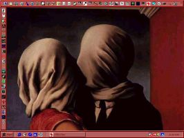 Avatarias Magritte Desktop by avataria