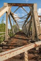 Rusty bridge by werneri