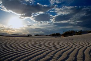 White Sands Monument IV by Test-Grave
