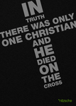One Christian by Sserpyc
