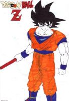 Goku power poll by DBAFcreator