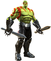 Drax Render by bloomsama