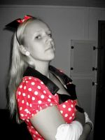 Minnie mouse - mirry92 by mirry92