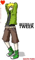 REZZED UP TWEEK. by x--blackrose--x