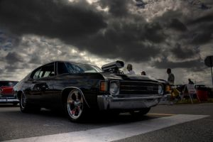 Big Block by DaytonaBlue64Impala