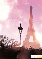Paris by bistybert
