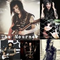 Jake Pitts-The Mourner by KawaiiPenguins16