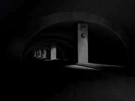 Tunnel by cursedd