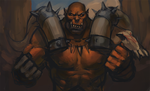 more garrosh by Indfries