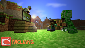 Minecraft XBLA Fan picture by TF2Shroomking