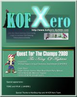 kofXero competition prize by NonStop-Kyo