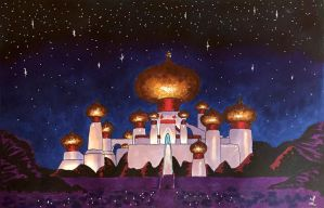 Agrabah by Eminentia