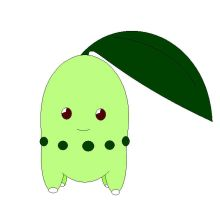 Chikorita by BethStump