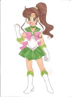Parallel Sailor Jupiter by animequeen20012003