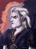 Dragon Age: Vanidaer by SlayerSyrena